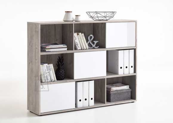 FMD Furniture riiul Futura 3 UP