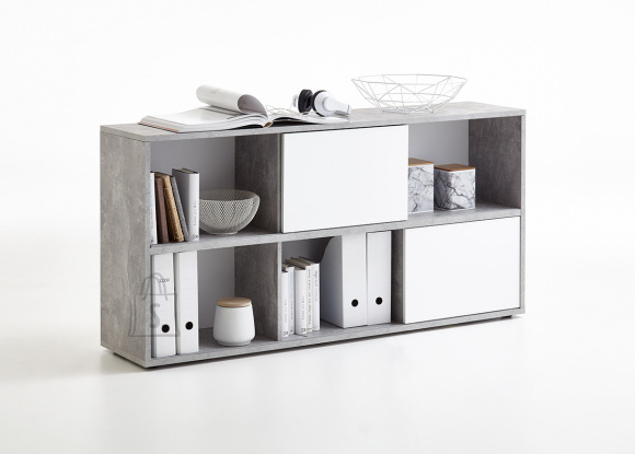 FMD Furniture riiul Futura 4 UP