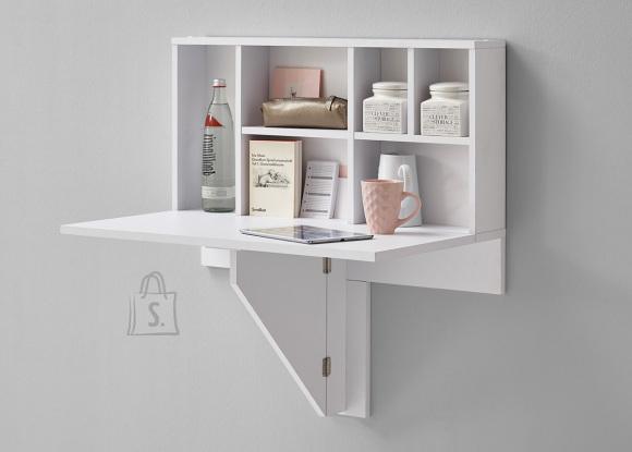 FMD Furniture riiuliga klapplaud Arta 2
