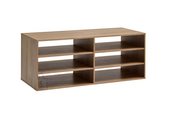 FMD Furniture riiulijaotaja Calvia 15