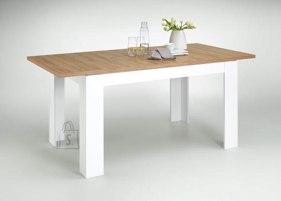 FMD Furniture pikendatav söögilaud Viborg 8 90x140-180 cm
