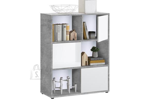 FMD Furniture riiul Futura 1 UP