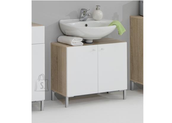 FMD Furniture valamualune vannitoakapp Bilbao 7