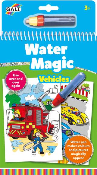 Veemaagia raamat - Sõidukid