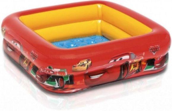 Intex Bassein Cars 85x85x23 cm