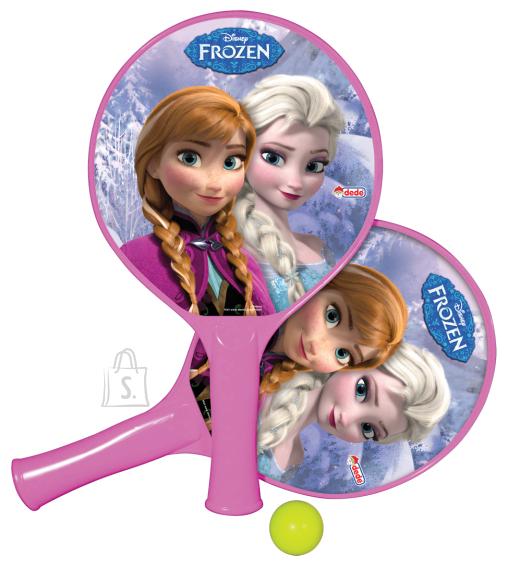 Dede Reketite komplekt Frozen