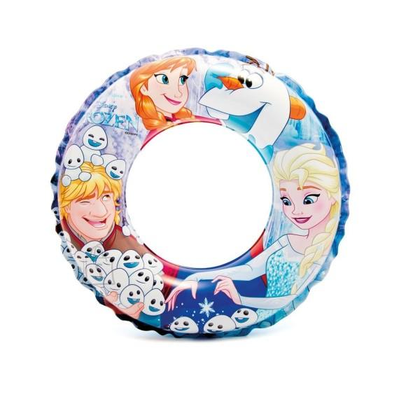 Intex Ujumisrõngas 51cm Frozen