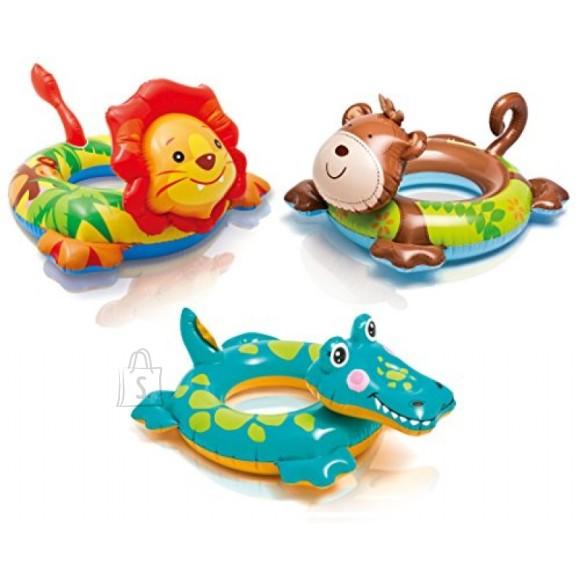 Intex Ujumisrõngas loomaga