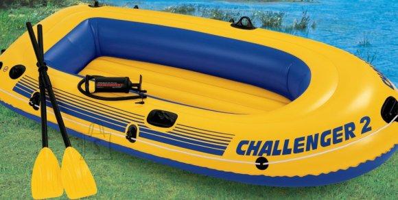 Paat Challenger + pump + aerud