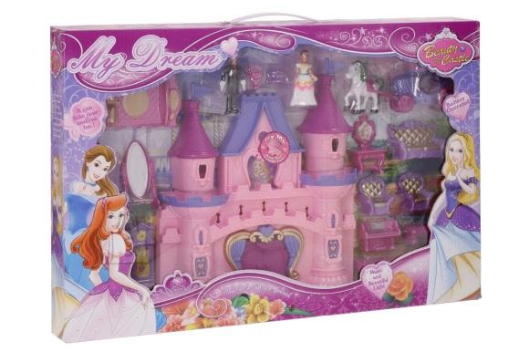 Printsessi loss heli ja valgusega