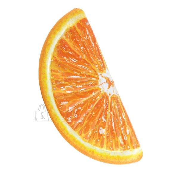 Intex Ujumismadrats Apelsinilõik 178x85cm