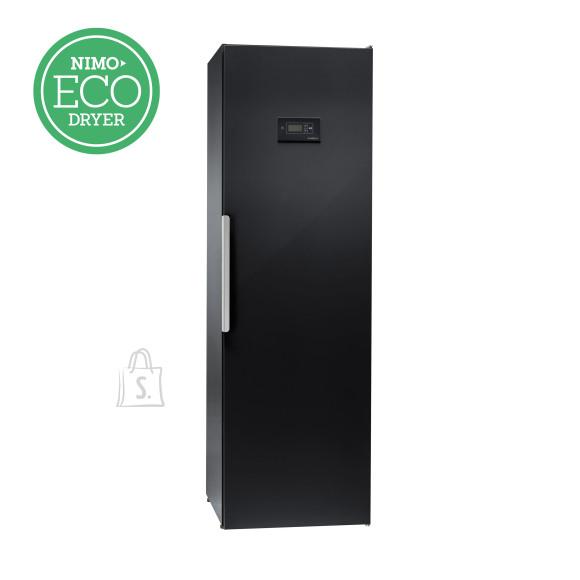 Nimo Soojuspumbaga ökonoomseim kuivatuskapp ECO Dryer 2.0 HP