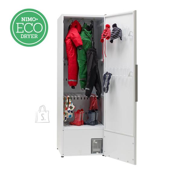 Nimo Soojuspumbaga ökonoomseim kuivatuskapp ECO Dryer 2.0 HP Extreme