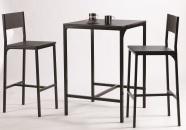 Demeyere köögimööbli komplekt Kool laud + 2 tooli
