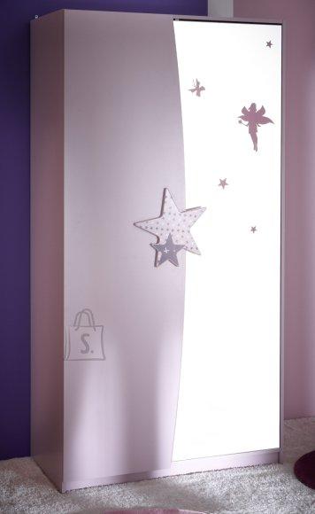 Demeyere Riidekapp Fairy 2-uksega