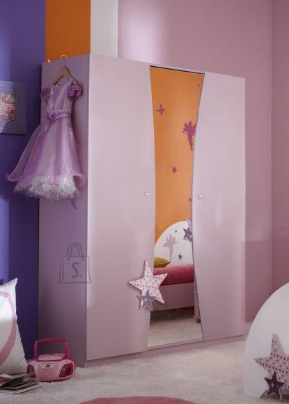 Demeyere Riidekapp Fairy 3-uksega