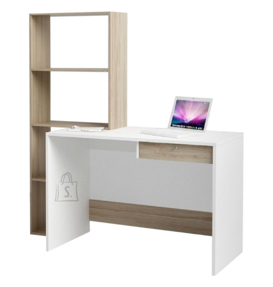 Tvilum kirjutuslaud + riiul Function Pluss