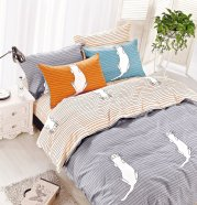 Voodipesukomplekt Kitty Bed