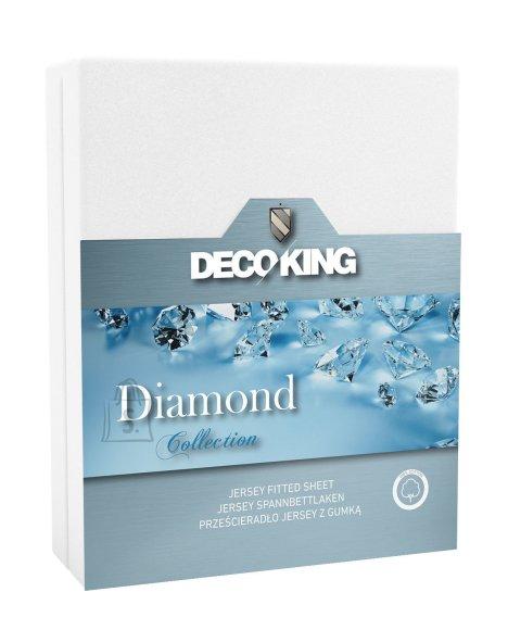 Kummiga voodilina Diamond