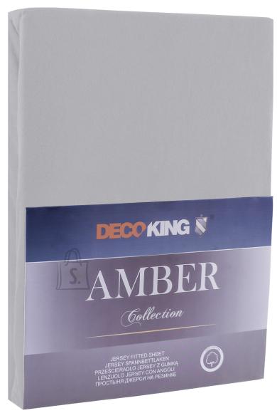 Kummiga voodilina Amber