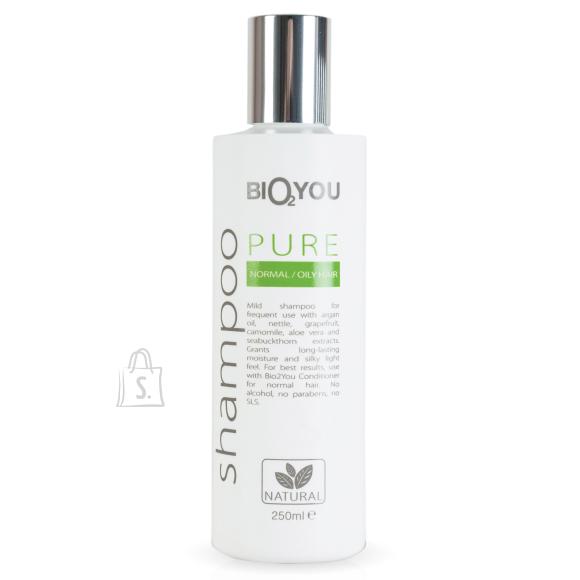 Bio2you Šampoon normaalsetele juustele
