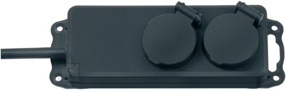 Brennenstuhl pikendusjuhe IP44 H07RN-F 3x1.5 2p 2m must