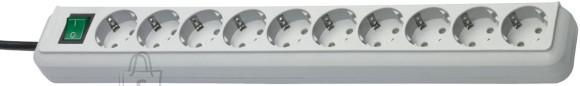 Brennenstuhl pikendusjuhe 3G1,5 10p+L3m hall Eco Line