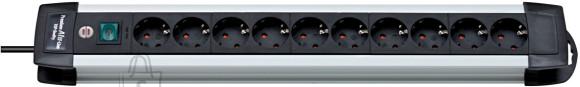 Brennenstuhl pikendusjuhe 3G1,5 10p+L 3m Alu-Line
