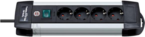 Brennenstuhl pikendusjuhe 3G1,5 4p+L 1,8m Premium- Alu-Line