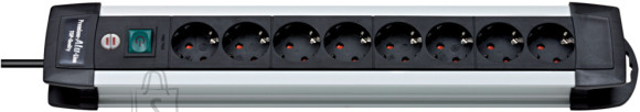 Brennenstuhl pikendusjuhe 3G1,5 8p+L 3m Premium-Alu-Line