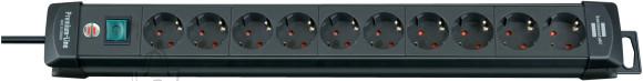 Brennenstuhl pikendusjuhe 3G1,5 10p+L 3m must