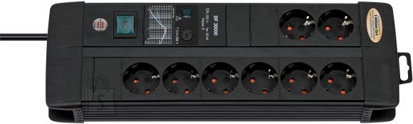Brennenstuhl pikendusjuhe + PIKSEKAISTE 3G1,5 8p+L 3m antratsiit
