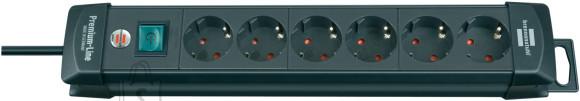 Brennenstuhl pikendusjuhe 3G1,5 6p+L 3m must Premium-Line
