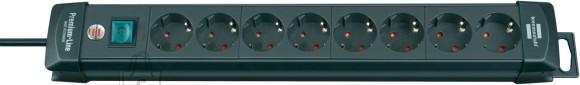 Brennenstuhl pikendusjuhe 3G1,5 8p+L 3m Premium-Line