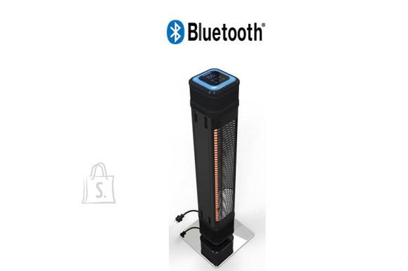 Infrapuna soojuskiirgur Veltron PREMIUM TOWER-200KBS LED 2kW, kõlaritega