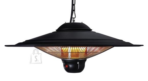 Infrapuna soojuskiirgur Veltron UFO CEILING-LED 2,5kW, must