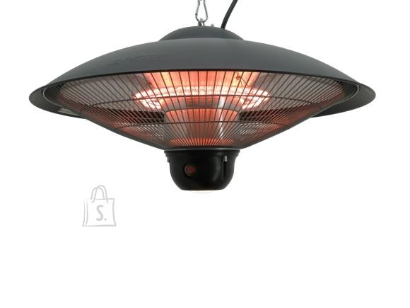 Infrapuna soojuskiirgur Veltron UFO CEILING-LED 2,1kW, must