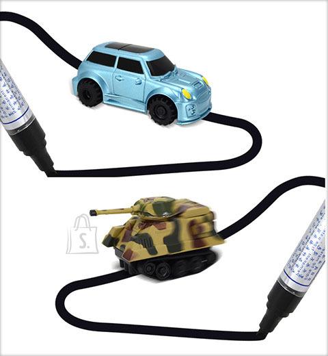 Induktiivne mänguauto - tank