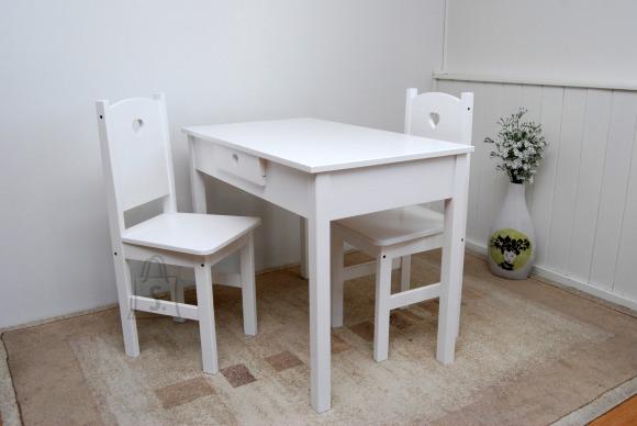Söögilaua ja toolide komplekt Viola