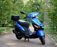 Motoroller Extreme Ride Speedy S50 4T 50cc, 2017