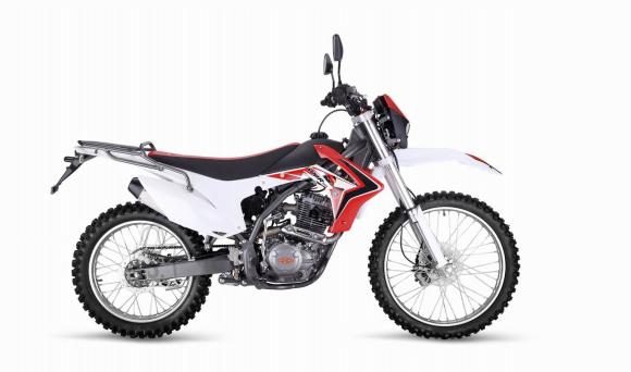 "Krossiratas Extreme Ride Cross 250X MMR 21/18 "", 2017"