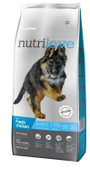 Nutrilove dog dry JUNIOR L  fresh chicken 12kg
