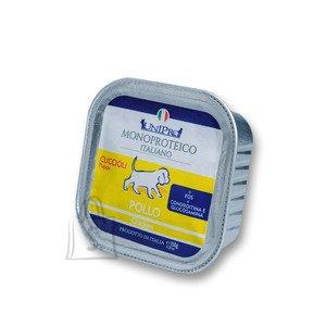 Monoproteico konserv kutsikatele aurutatud kanalihaga 6x150g