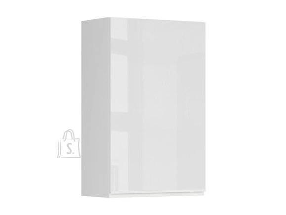 Ülemine köögikapp uksega Oslo 60x95 cm parem hall