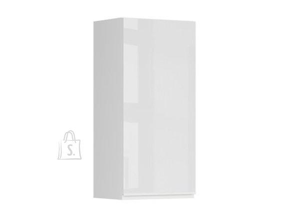Ülemine köögikapp uksega Oslo 45x95 cm parem hall