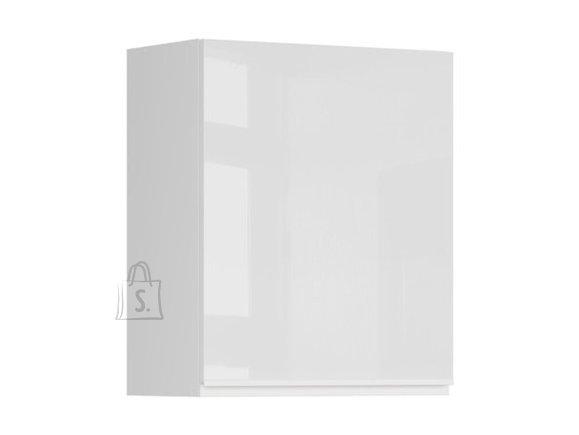 Nordic Ülemine köögikapp ühe uksega Oslo 60x72 cm vasak hall