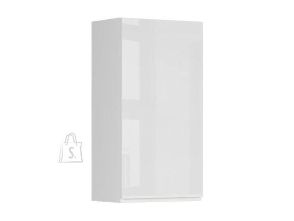 Nordic Ülemine köögikapp uksega Oslo 50x95 cm vasak hall