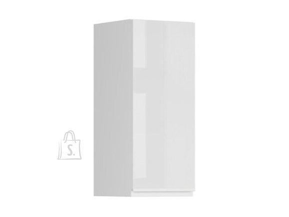 Nordic Ülemine köögikapp uksega Oslo 30x72 cm vasak hall