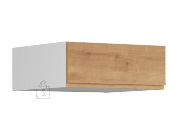 Nordic Ülemine köögikapp Bergen 60x23 cm tamm