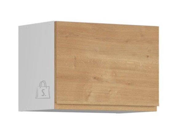 Nordic Ülemine köögikapp uksega Bergen 50x36 cm tamm